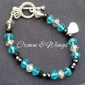 Lovely Aqua Bracelet!